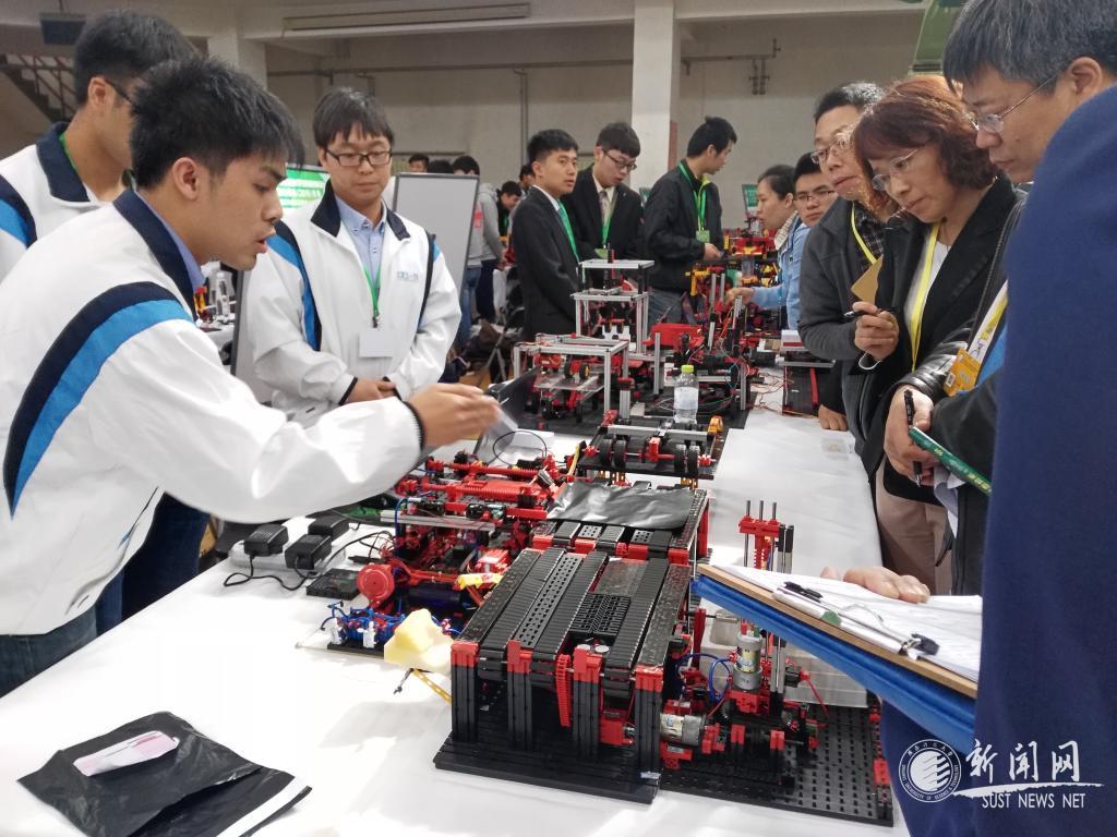 機電學子獲第七屆全國大學生機械創新設計大賽慧魚賽區一等獎